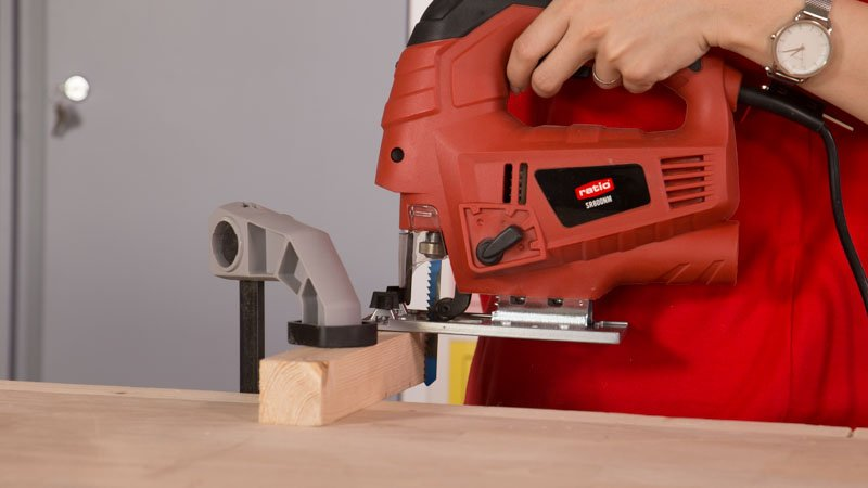 Taco de madera para la estructura giratoria