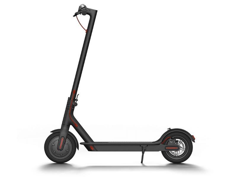 Patinete eléctrico para movilidad por las ciudades