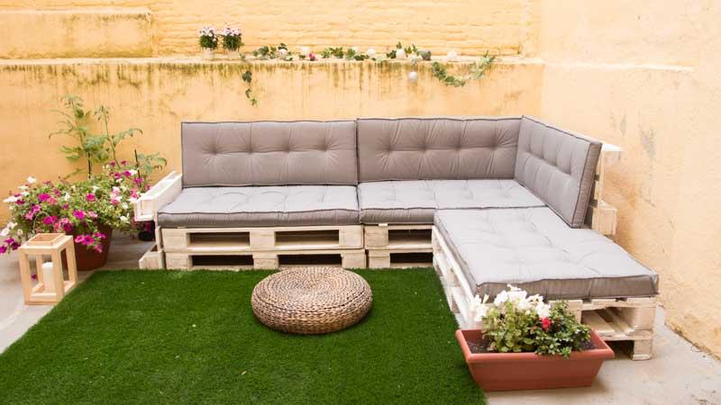 Como Hacer Un Sofa De Palets Comodo Handfie Diy