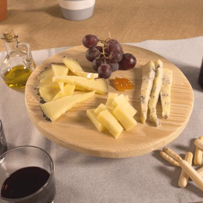Tabla para quesos Handfie