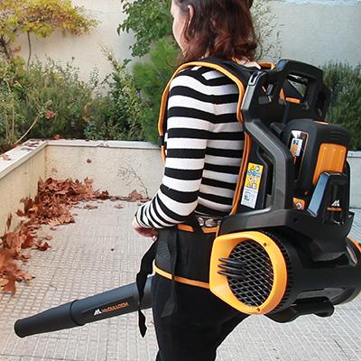 Sopladores de hojas a batería