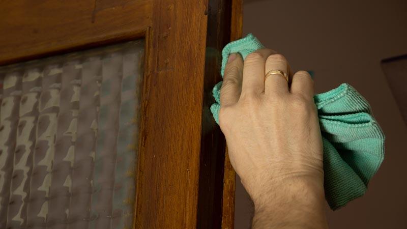 Limpiar estructura de la ventana