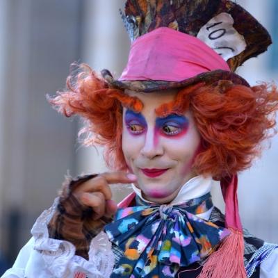 Disfraces para grupos para Carnaval