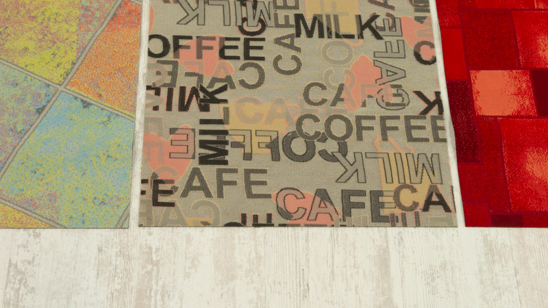 Modelo Café de las alfombras naturales de Catral