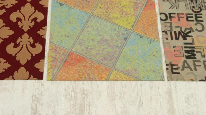 Modelo Suelos de las alfombras naturales de Catral