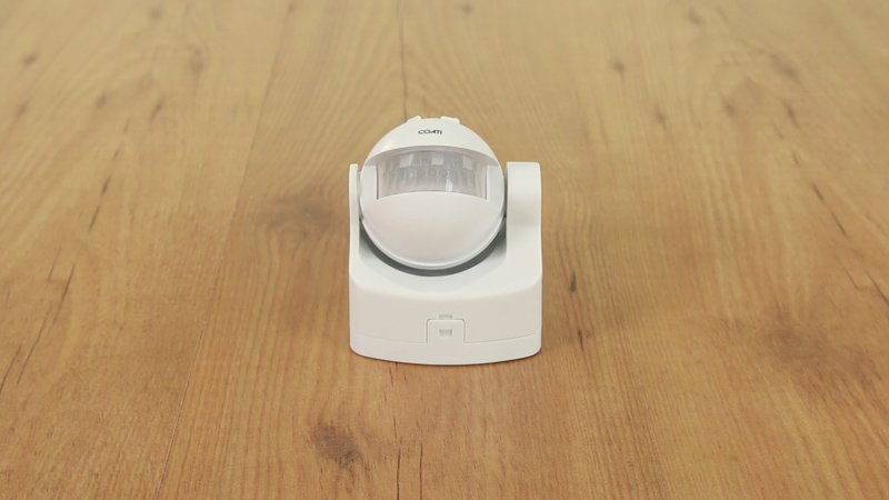 Cómo instalar un detector de presencia.