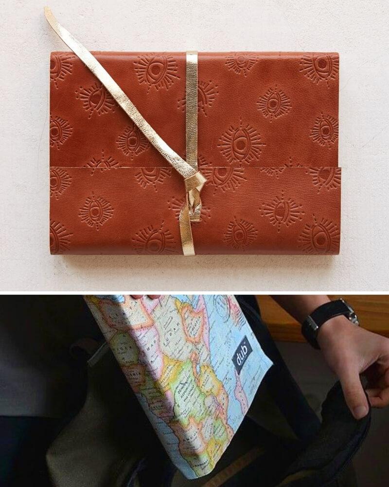 Ideas para regalar a tu pareja por San Valentín funda protectora para libros