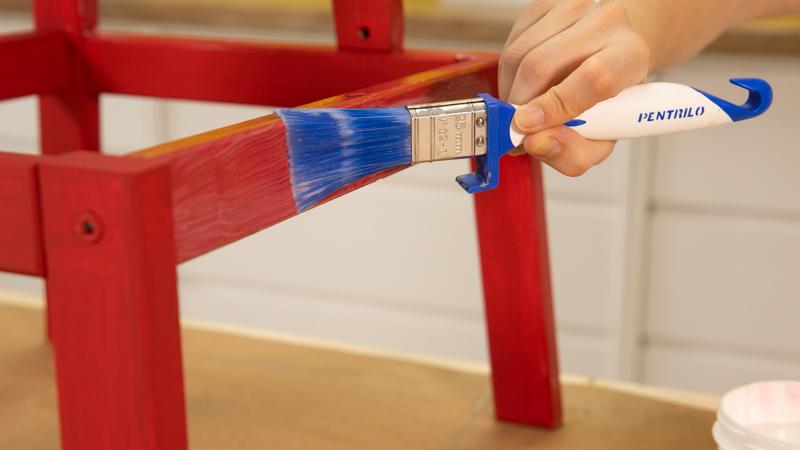 Aplicar protección para superficies pintadas