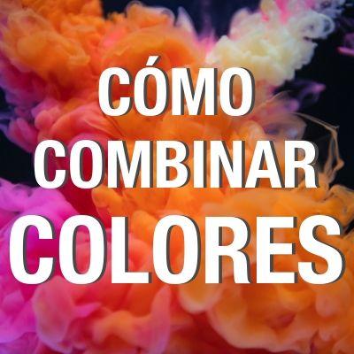 Cómo combinar colores en decoración de interiores
