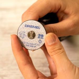 Ez Speedclic de Dremel sistema para intercambiar accesorios rotatorios