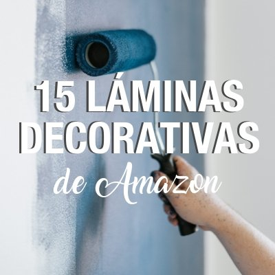 Láminas decorativas enmarcables
