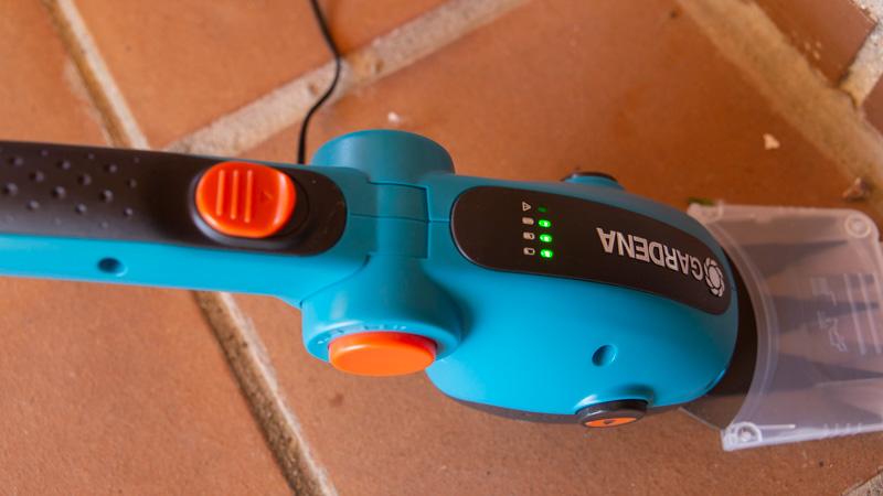 Pantalla LED carga
