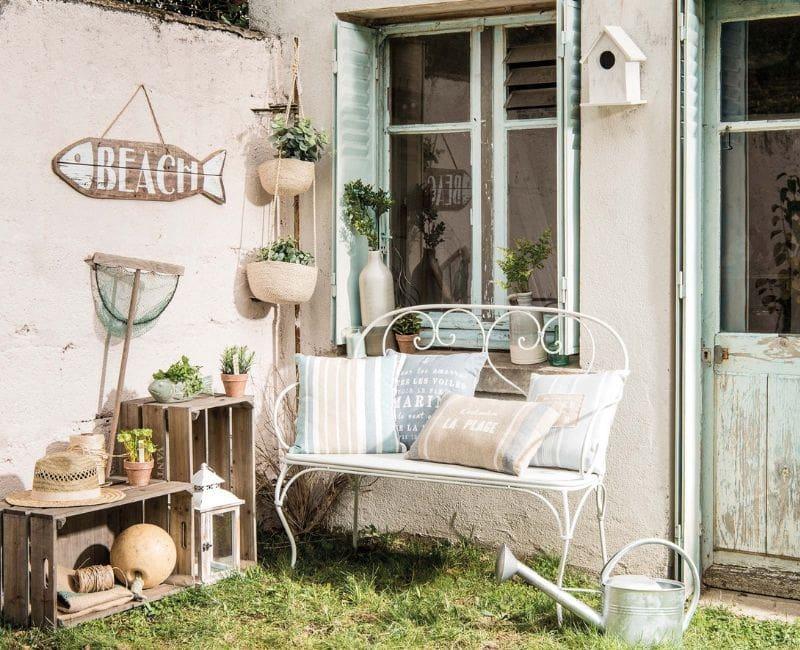 Decoraci n de exteriores 10 ideas pr cticas para decorar - Espacios chill out ...
