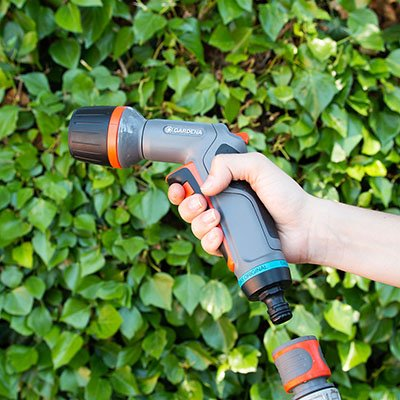 Pistola de limpieza Comfort Ecopulse de Gardena
