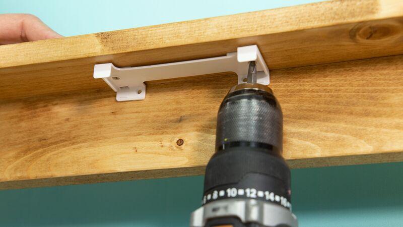Emplazamiento de la regleta LED