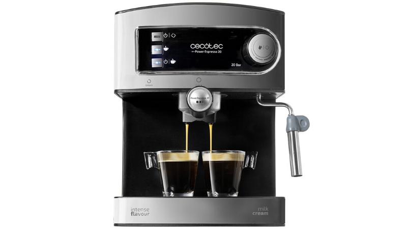 Cafetera Cecotec Espresso Power