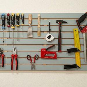 Cómo hacer un organizador de herramientas de madera