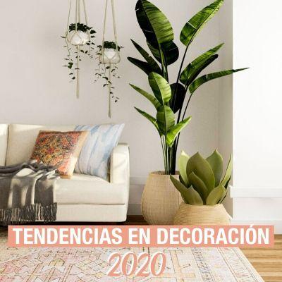 Tendencias en decoración 2020