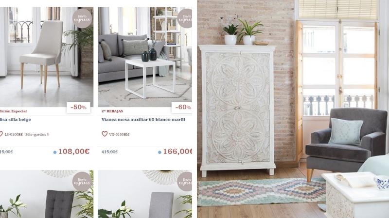 Banak Importa tienda de decoración online