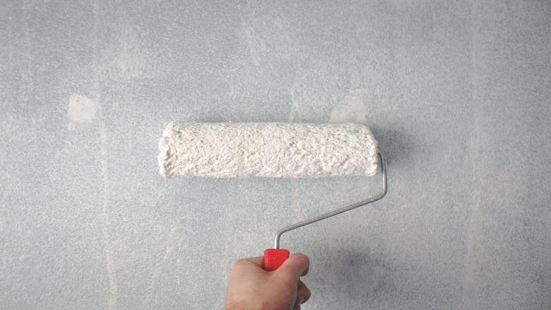 Pintura plástica para pared