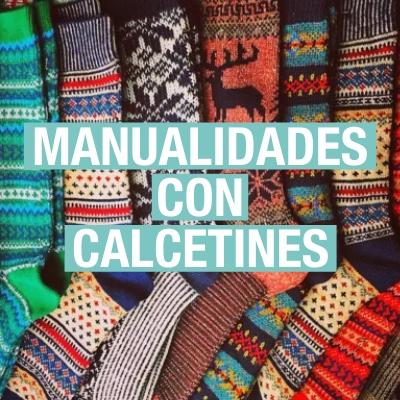 Manualidades con calcetines
