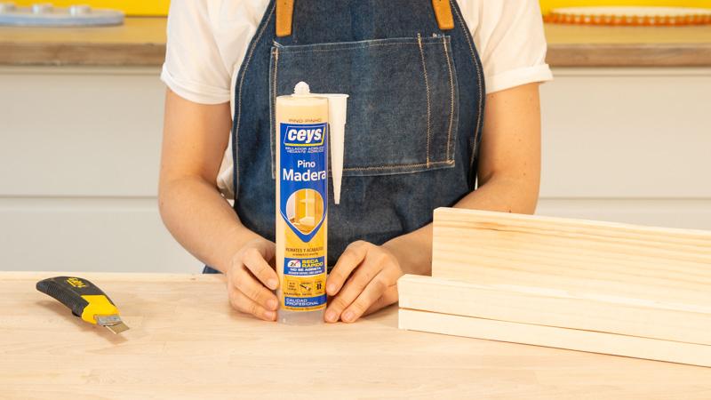 Sellador de madera de Ceys