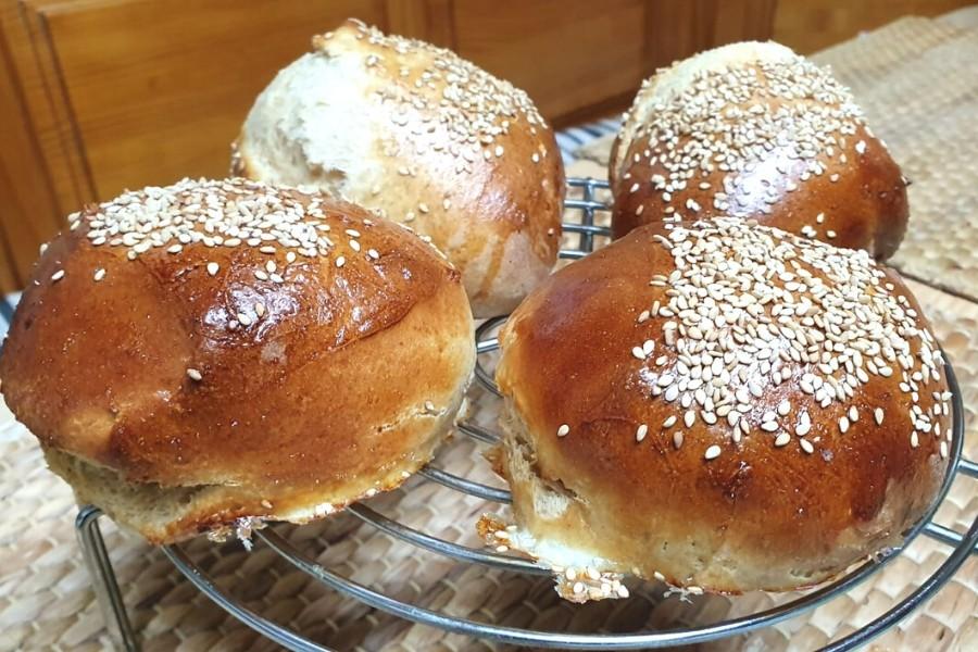 Pan brioche con la Thermomix