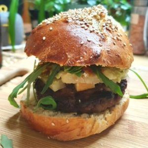 Receta de pan brioche para hamburguesa