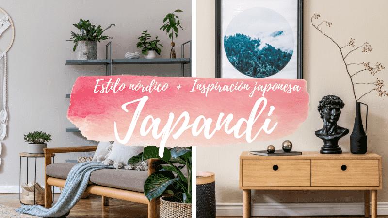 Estilo nórdico + inspiración japonesa = Japandi