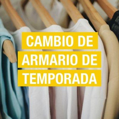 Cambio de armario: Consejos prácticos