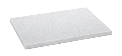 Tabla de cortar de material sisntético con textura imitación mármol