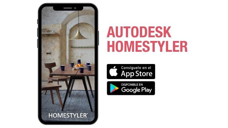Autodesk Homestyler, una app profesional para decorar tu casa