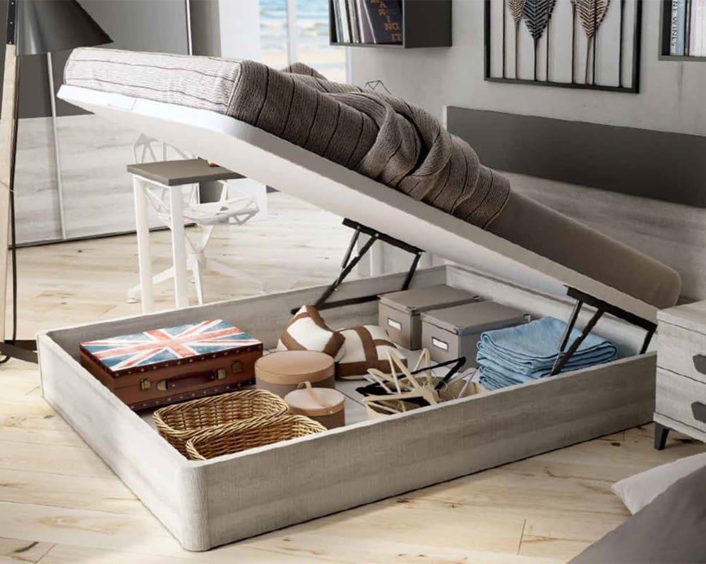 Almacenaje bajo la cama