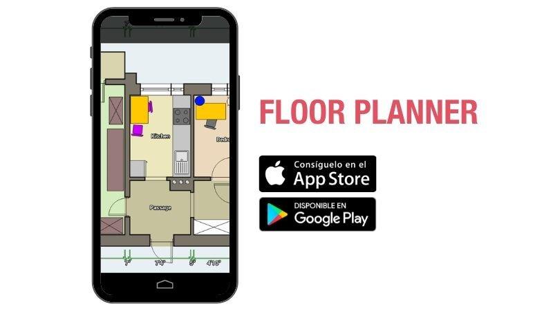 App para trazar planos