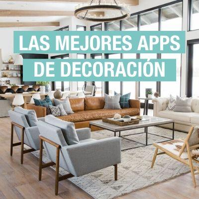 Las mejores apps de decoración