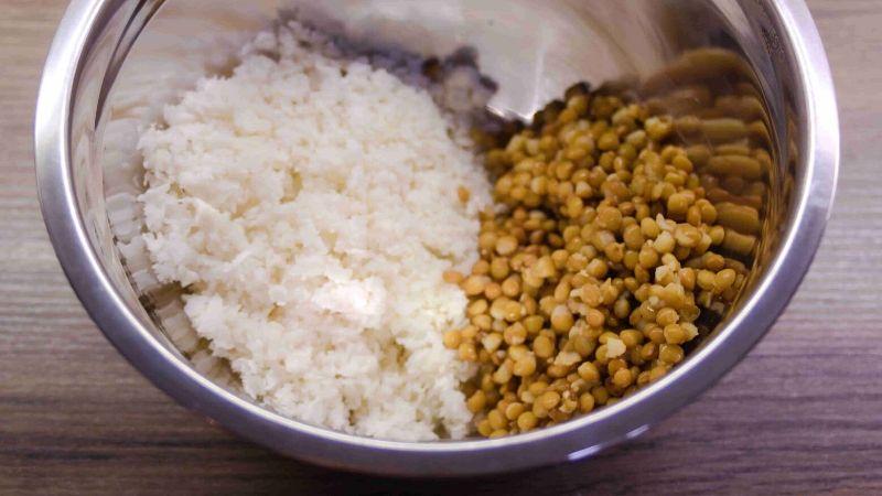 Mezclar el resto de ingredientes en un bol