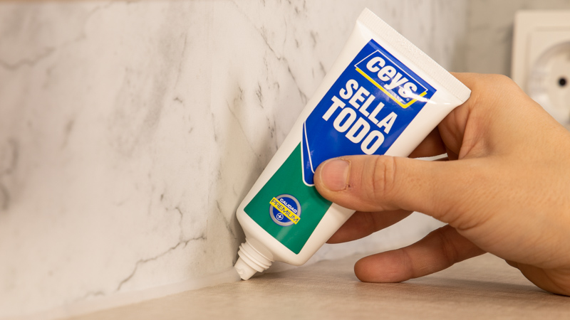 Silicona Sellatodo de Ceys formato blíster de 50 ml