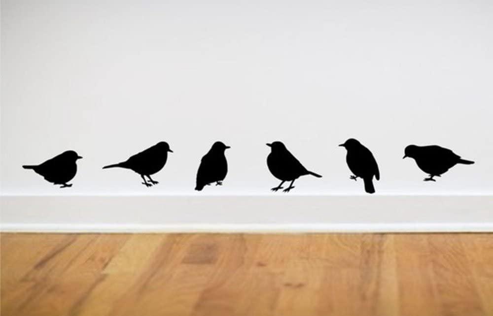 Pájaros de vinilo