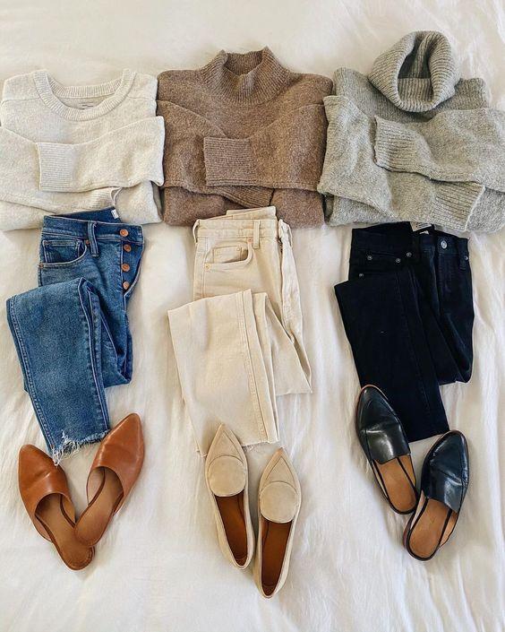 Organización de la ropa
