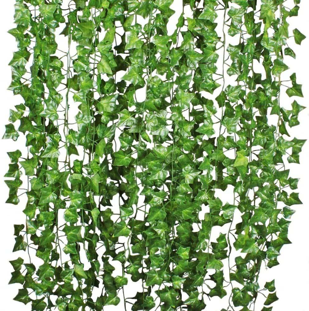 Hiedra artificial para pared