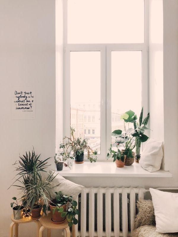 Trucos para ordenar en casa: menos es más