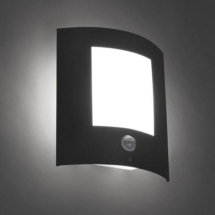 lámpara de sensor de movimiento para aprovechar la energía eficiente