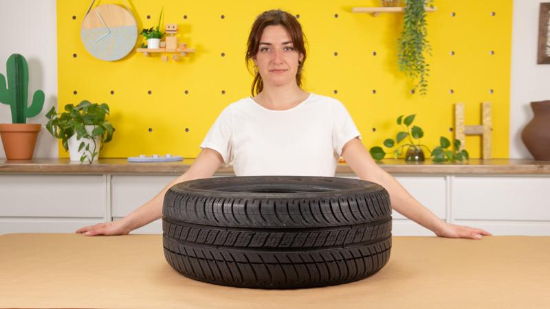 neumático entero para proyectos que necesiten una estructura robusta