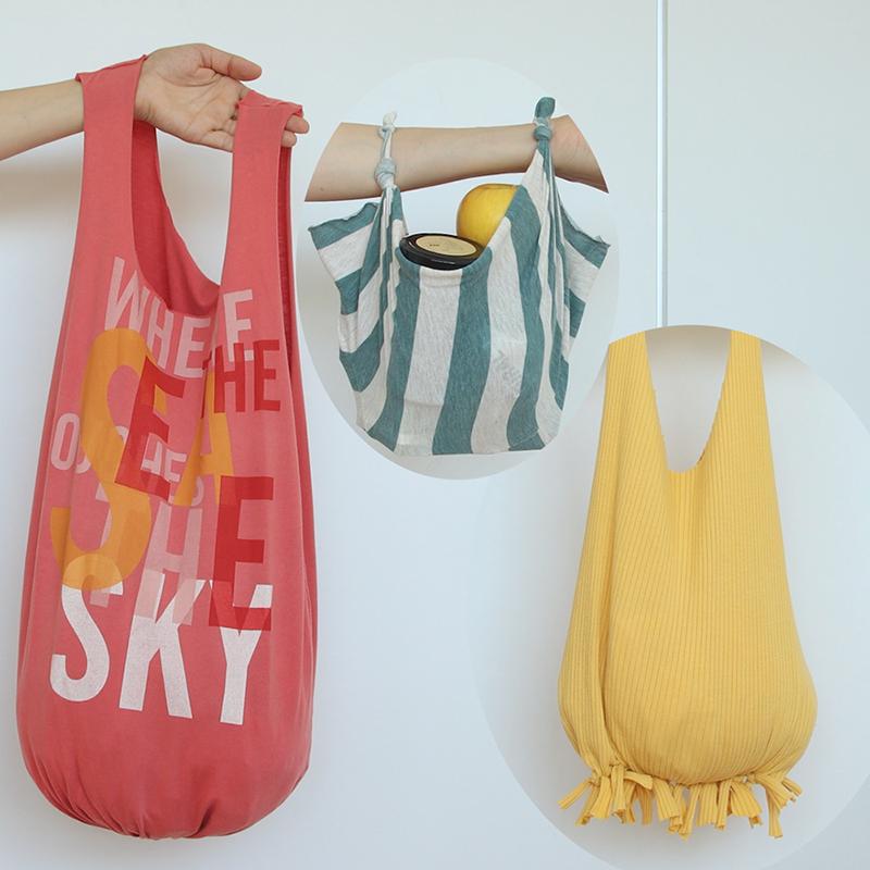 como hacer bolsos con tela